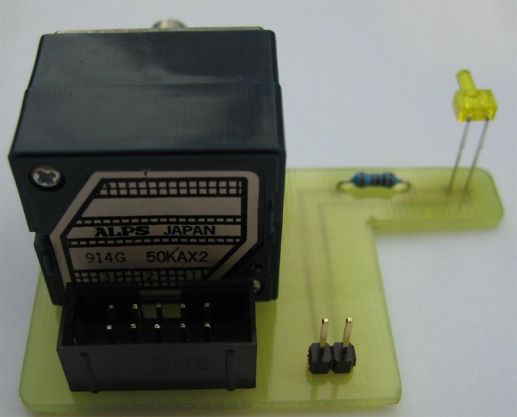 Class A Headphone Amplifier With Buf634 Bygselvhifi Powerful Using Opa134 Projects Files